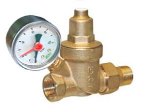 Riduttori di pressione per acqua aria e gas - Portata e pressione acqua ...
